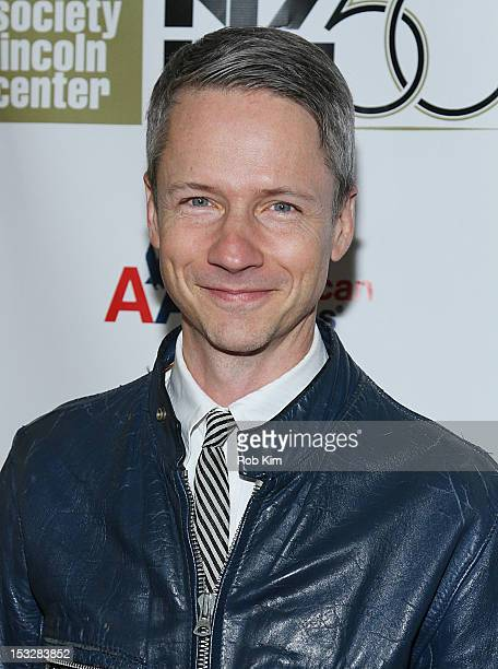 """Director John Cameron Mitchell attends the 25th Anniversary Screening & Cast Reunion Of """"The Princess Bride"""" During The 50th New York Film Festival..."""