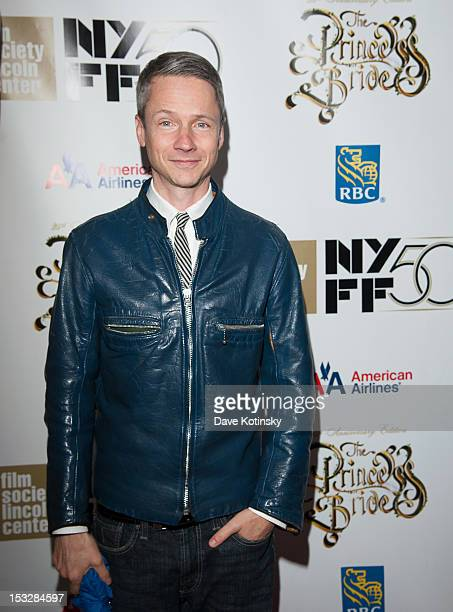 """Director John Cameron Mitchell attends the 25th Anniversary Screening & Cast Reunion Of """"The Princess Bride"""" during the 50th annual New York Film..."""