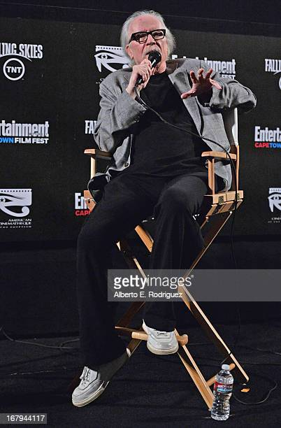 """Director John Carpenter attends Entertainment Weekly's CapeTown Film Festival presented by The American Cinematheque and TNT's """"Falling Skies"""" at the..."""