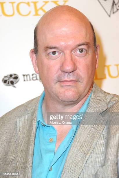Director John Carroll Lynch arrives for the Premiere Of Magnolia Pictures' 'Lucky' held at Linwood Dunn Theater on September 26 2017 in Los Angeles...