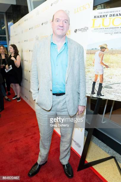 Director John Carroll Lynch attends the premiere of Magnolia Pictures' 'Lucky' at Linwood Dunn Theater on September 26 2017 in Los Angeles California