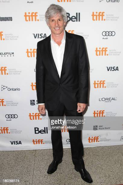 Director John Curran attends the Tracks premiere during the 2013 Toronto International Film Festival at The Elgin on September 10 2013 in Toronto...