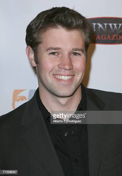 Director John Dixon arrives at the Runway Magazine launch party held at Area nightclub on October 5 2007 in West Hollywood California