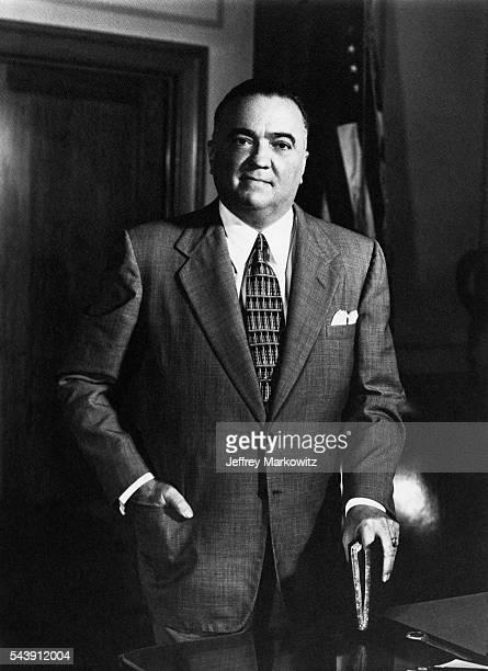 FBI Director John Edgar Hoover