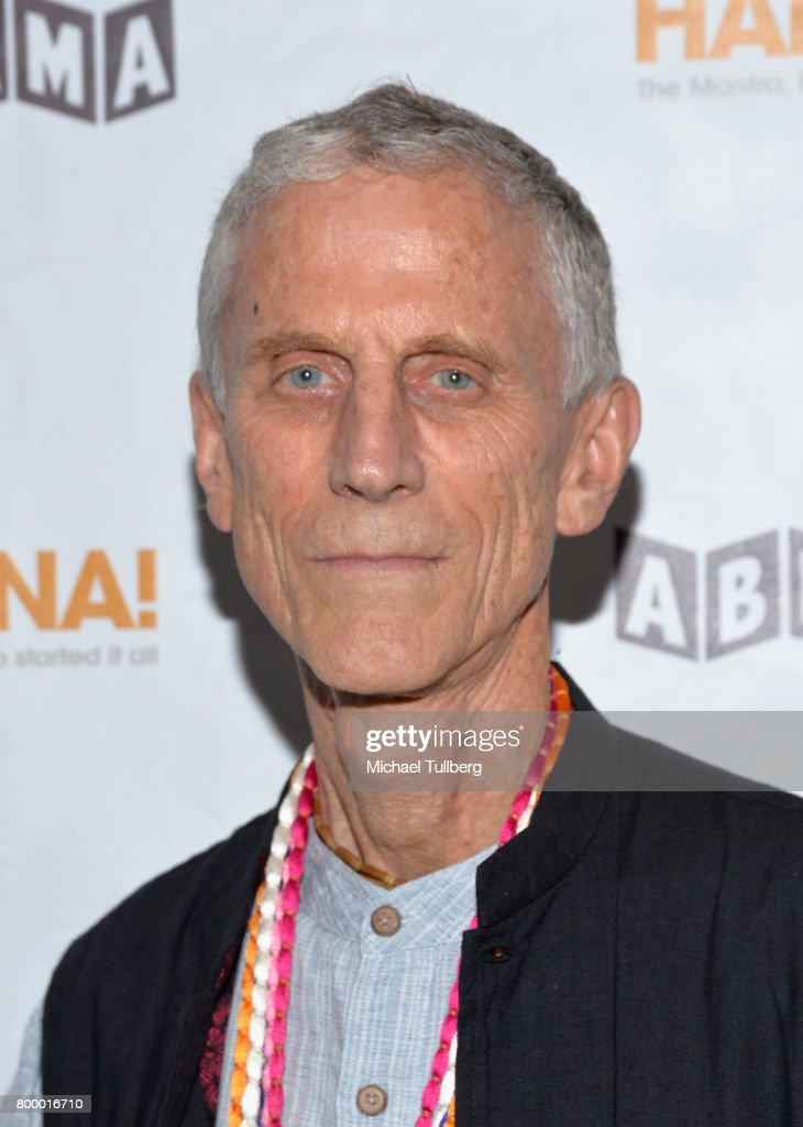 Director John Griesser attends a screening of Abramorama's 'Hare Krishna!: The Mantra, the Movement and the Swami Who Started It All' at Laemmle Monica Film Center on June 22, 2017 in Santa Monica, California.