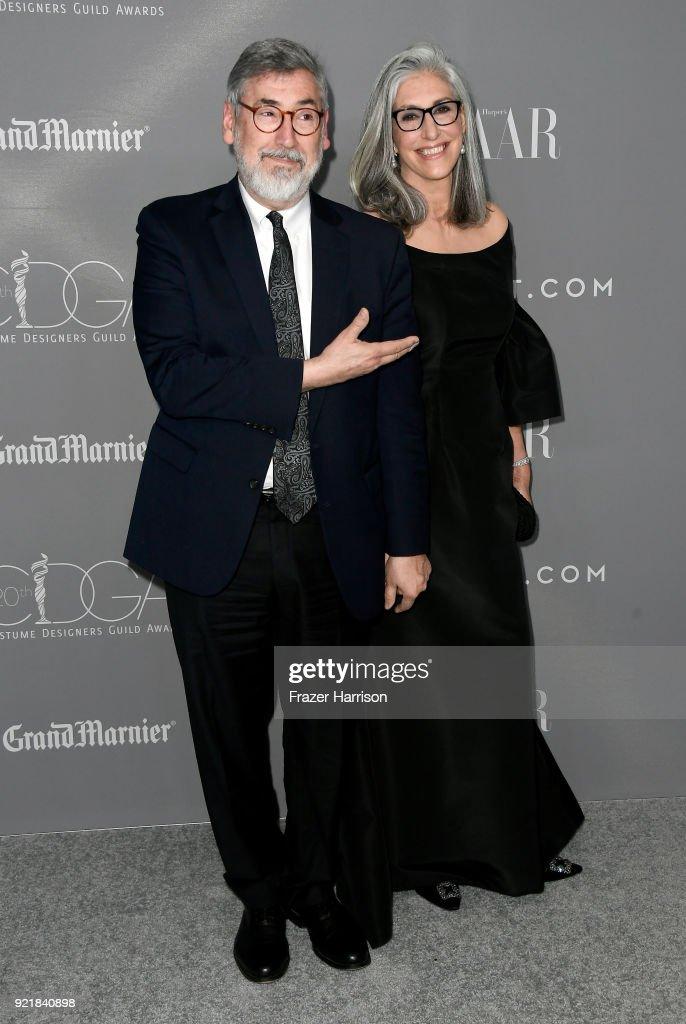 20th CDGA (Costume Designers Guild Awards) - Arrivals : News Photo