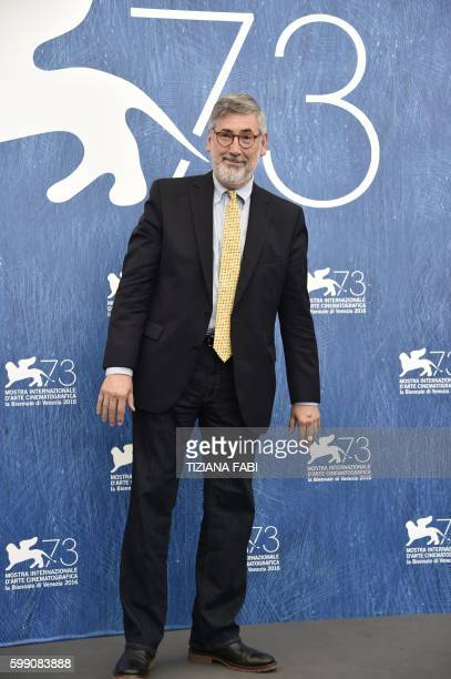 Director John Landis attends the photocall of the movie 'An American Werewolf In London' presented in the selection 'Venice Classics' at the 73rd...