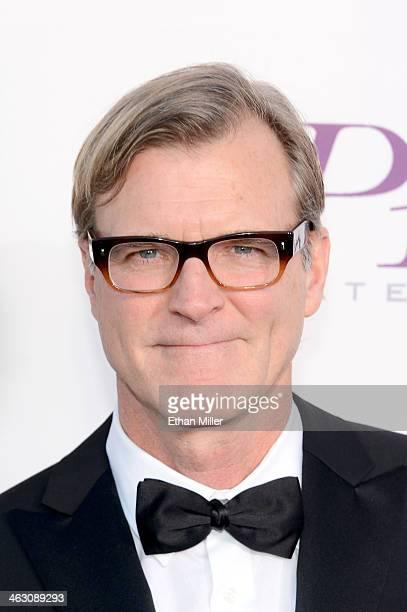Director John Lee Hancock attends the 19th Annual Critics' Choice Movie Awards at Barker Hangar on January 16 2014 in Santa Monica California