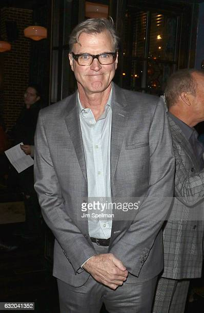 Director John Lee Hancock attends the screening after party for 'The Founder' hosted by The Weinstein Company with Grey Goose at The Roxy on January...