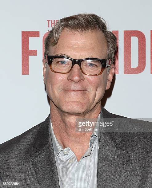 Director John Lee Hancock attends the screening of 'The Founder' hosted by The Weinstein Company with Grey Goose at The Roxy on January 18 2017 in...