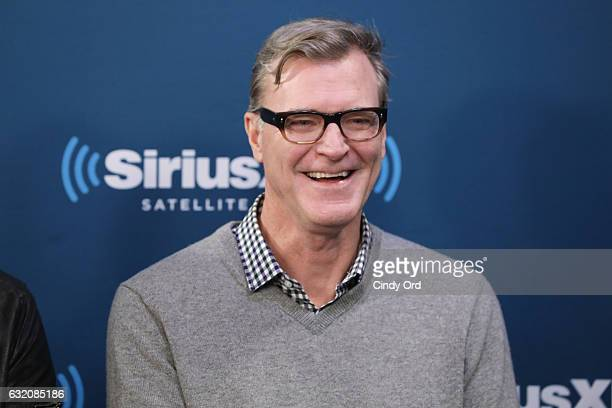 Director John Lee Hancock takes part in SiriusXM's Town Hall with the cast of 'The Founder' hosted by EW's Jess Cagle at SiriusXM Studios on January...
