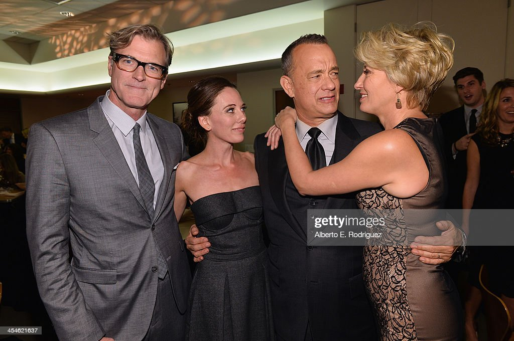 """U.S. Premiere Of Disney's """"Saving Mr. Banks"""" - After Party : News Photo"""