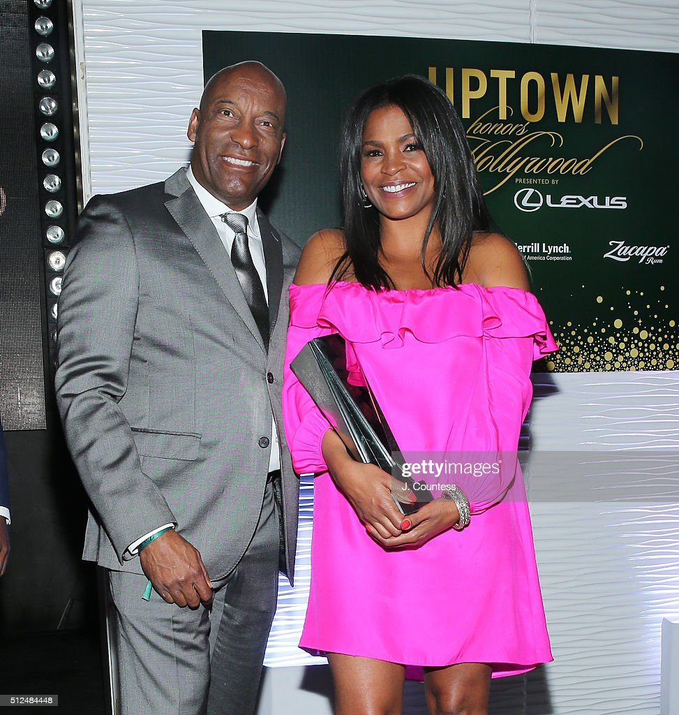Uptown Honors Hollywood : News Photo