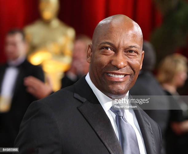 Director John Singleton arrives at the 81st Annual Academy Awards held at Kodak Theatre on February 22 2009 in Los Angeles California