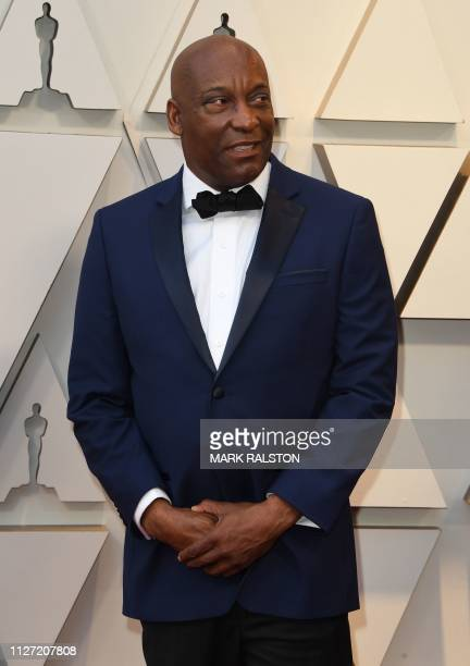 Director John Singleton arrives for the 91st Annual Academy Awards at the Dolby Theatre in Hollywood California on February 24 2019
