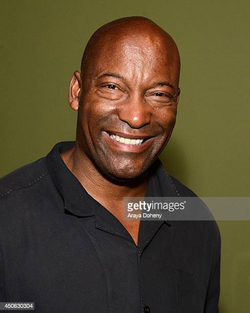 Director John Singleton attends Diversity Speaks at LAFF hosted by Blackhouse A Singleton Perspective during the 2014 Los Angeles Film Festival at...