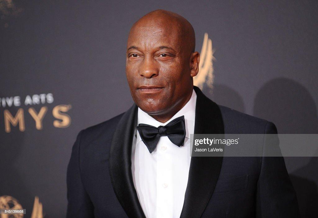 2017 Creative Arts Emmy Awards - Day 1 - Arrivals : News Photo