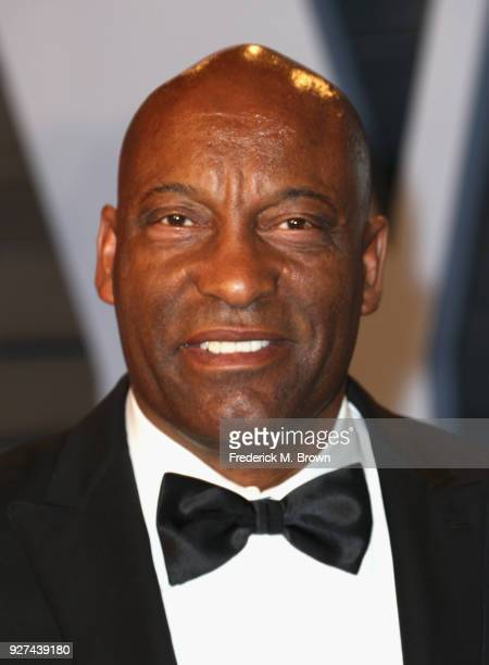 Director John Singleton attends the 2018 Vanity Fair Oscar Party hosted by Radhika Jones at Wallis Annenberg Center for the Performing Arts on March...
