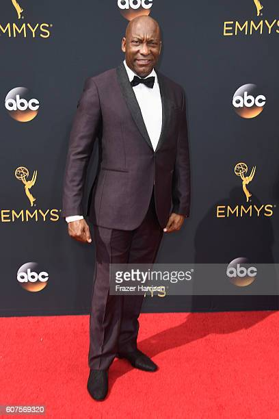 Director John Singleton attends the 68th Annual Primetime Emmy Awards at Microsoft Theater on September 18 2016 in Los Angeles California