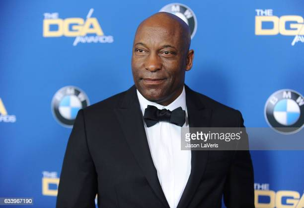 Director John Singleton attends the 69th annual Directors Guild of America Awards at The Beverly Hilton Hotel on February 4 2017 in Beverly Hills...