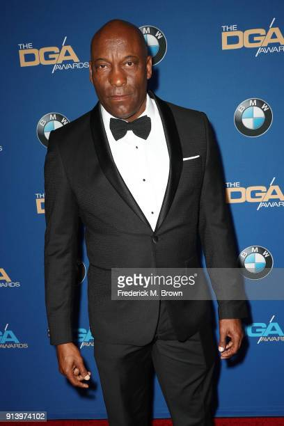 Director John Singleton attends the 70th Annual Directors Guild Of America Awards at The Beverly Hilton Hotel on February 3 2018 in Beverly Hills...