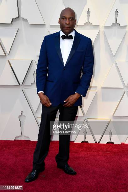 Director John Singleton attends the 91st Annual Academy Awards at Hollywood and Highland on February 24 2019 in Hollywood California