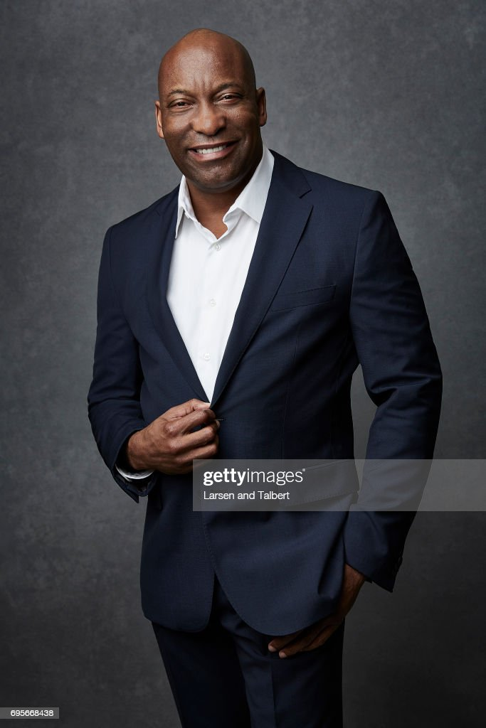 Director John Singleton is photographed for Entertainment Weekly Magazine on June 9, 2017 in Austin, Texas.