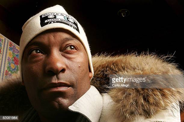 Director John Singleton of the film Hustle and Flow poses for portraits during the 2005 Sundance Film Festival January 22 2005 in Park City Utah