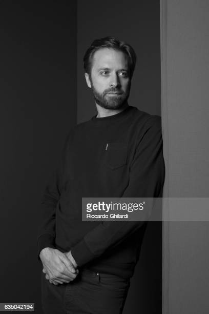Director John Trengove is photographed for Self Assignment on February 9 2017 in Berlin Germany
