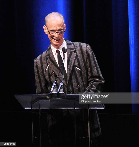 Director John Waters attends the 63rd annual Writers Guild Awards at the AXA Equitable Center on February 5 2011 in New York United States