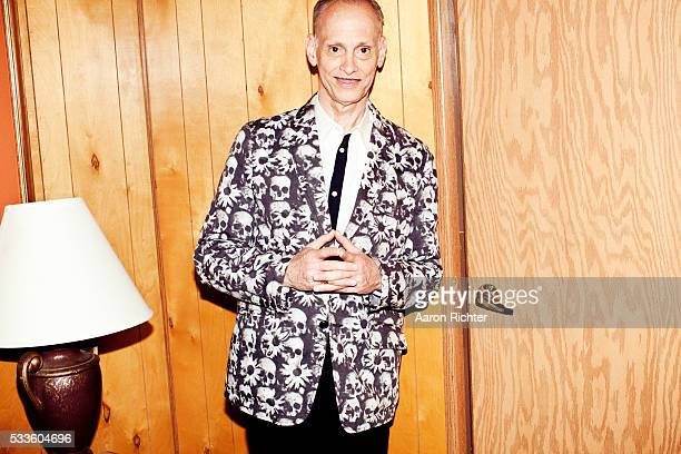 Director John Waters is photographed for Spin Magazine on June 12 2011 at Bonnaroo in Manchester Tennessee PUBLISHED IMAGE