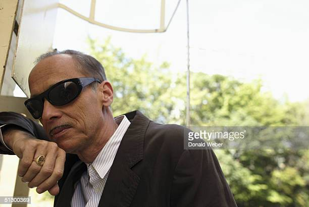 Director John Waters poses for a portrait session to promote the film 'A Dirty Shame' during the 29th Annual Toronto International Film Festival on...