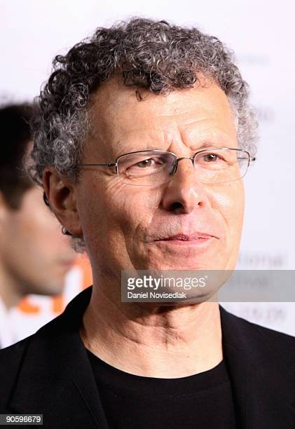 Director Jon Ameil attends the 'Creation' premiere at the Roy Thomson Hall during the 2009 Toronto International Film Festival on September 10 2009...