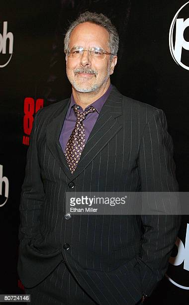 Director Jon Avnet arrives at the world premiere of TriStar Pictures' movie 88 Minutes at the Planet Hollywood Resort Casino April 16 2008 in Las...