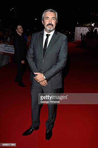Director Jon Cassar attends the Forsaken premiere during the 2015 Toronto International Film Festival at Roy Thomson Hall on September 16 2015 in...