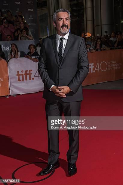 Director Jon Cassar attends the 'Forsaken' premiere during the 2015 Toronto International Film Festival at Roy Thomson Hall on September 16 2015 in...