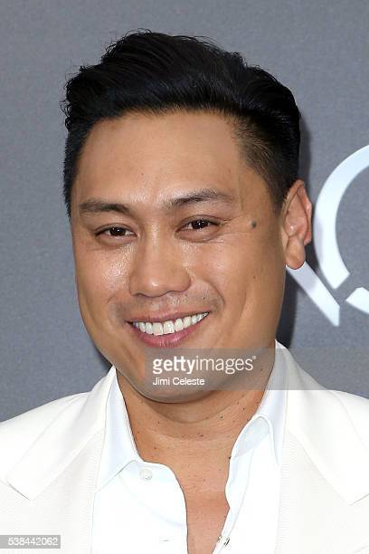 Director Jon Chu attend Summit Entertainment presents the world premiere of Now You See Me 2 at AMC Loews Lincoln Square on June 6 2016 in New York...