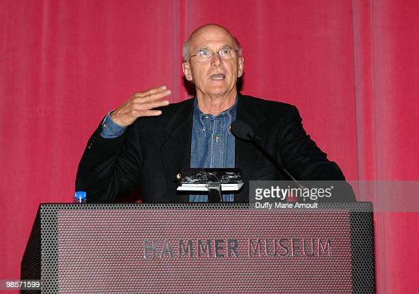 Director Jon Else attends Sundance Institute Presents Sing Faster The Stagehands' Ring Cycle at Hammer Museum on April 17 2010 in Westwood California