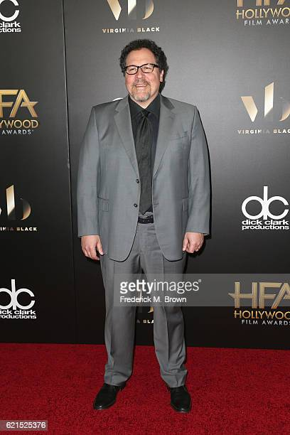 Director Jon Favreau attends the 20th Annual Hollywood Film Awards on November 6 2016 in Beverly Hills California