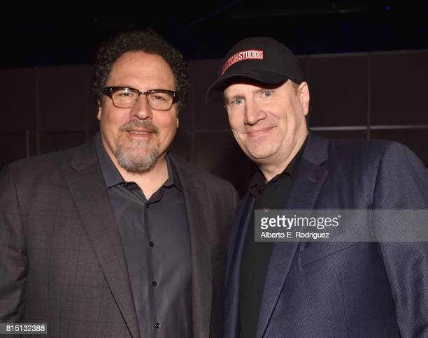 Director Jon Favreau of THE LION KING and producer Kevin Feige of AVENGERS INFINITY WAR took part today in the Walt Disney Studios live action...