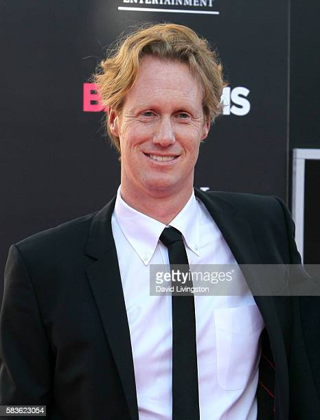 Director Jon Lucas attends the premiere of STX Entertainment's 'Bad Moms' at Mann Village Theatre on July 26 2016 in Westwood California