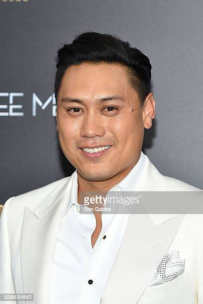 Director Jon M Chu attends the Now You See Me 2 World Premiere at AMC Loews Lincoln Square 13 theater on June 6 2016 in New York City