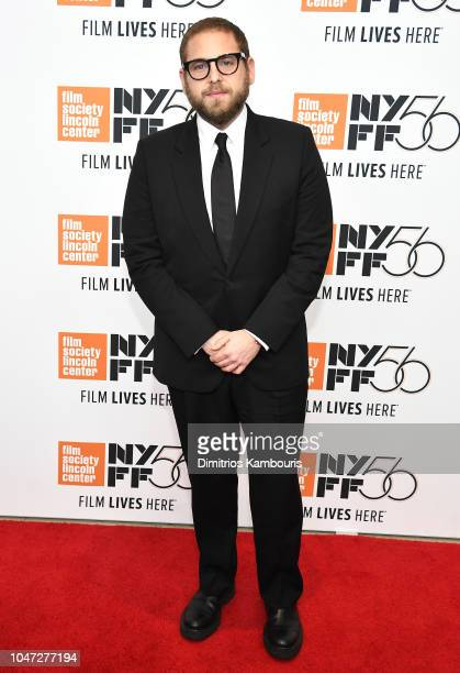 Director Jonah Hill attends the Mid90s screening during the 56th New York Film Festival at Elinor Bunin Munroe Film Center on October 7 2018 in New...