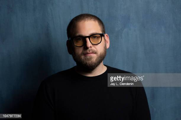 Director Jonah Hill from 'Mid90s' is photographed for Los Angeles Times on September 9 2018 in Toronto Ontario PUBLISHED IMAGE CREDIT MUST READ Jay L...