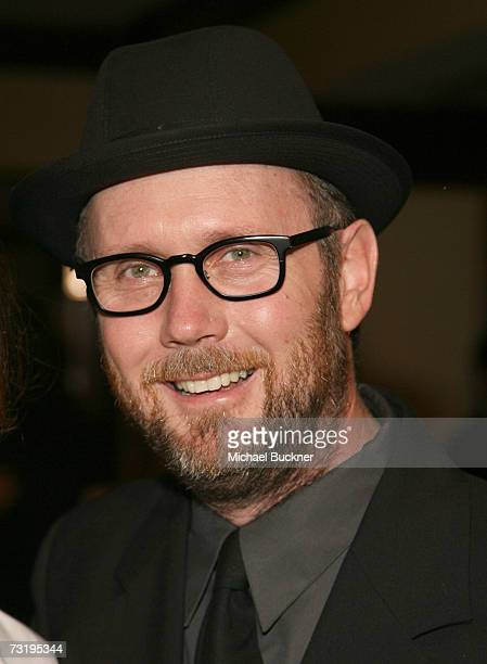 Director Jonathan Dayton arrives at the 59th annual Directors Guild Of America Awards held at Hyatt Regency Century Plaza on February 3 2007 in Los...