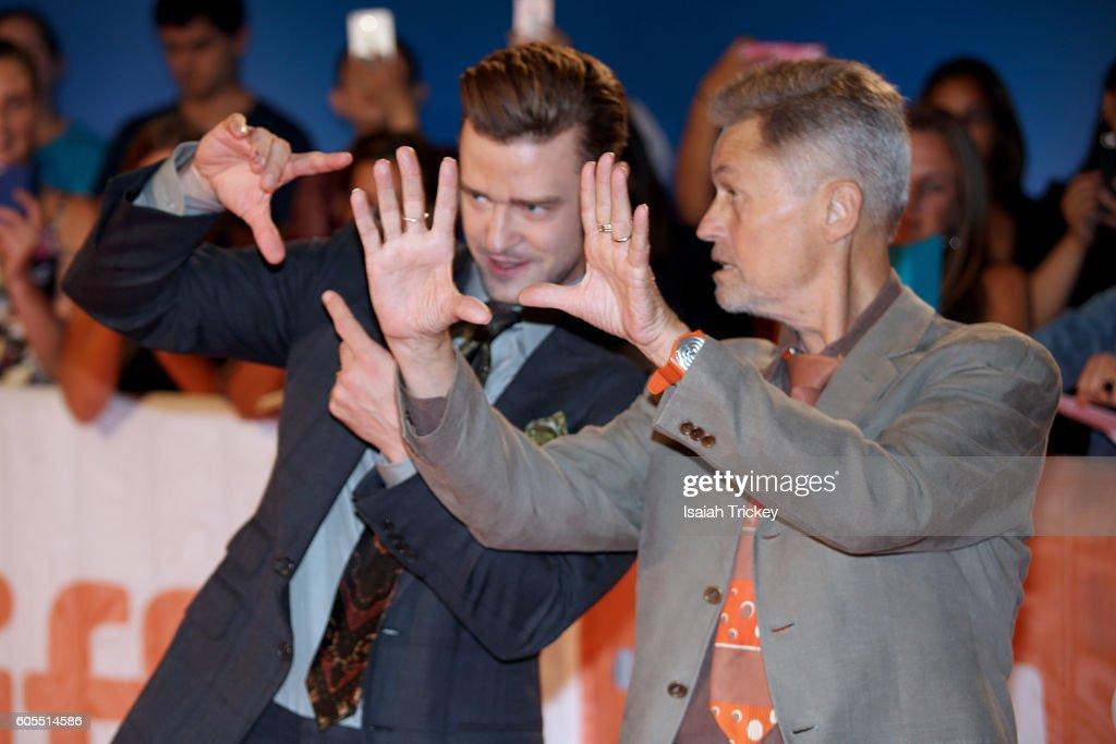 2016 Toronto International Film Festival : News Photo
