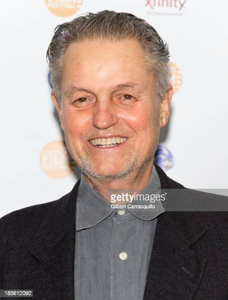 Director Jonathan Demme attends the 20th anniversary screening of 'Philadelphia' during the 22nd Philadelphia Film Festival at Prince Music Theater...