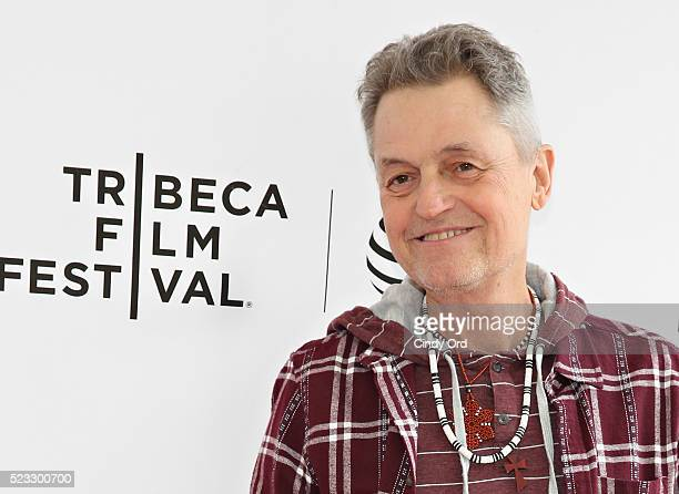 Director Jonathan Demme attends Tribeca Talks After The Movie By Sidney Lumet during the 2016 Tribeca Film Festival at SVA Theatre on April 22 2016...