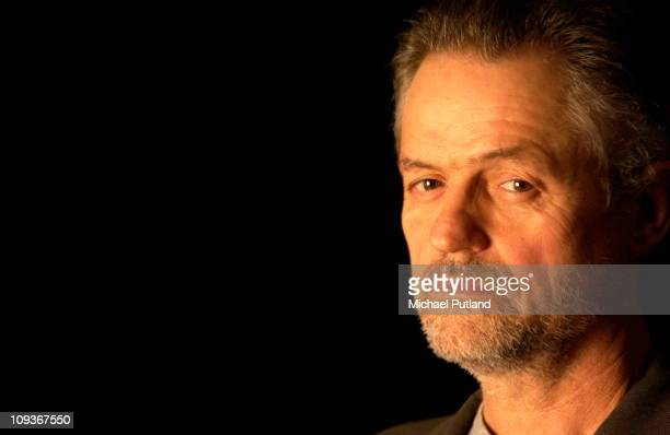 Director Jonathan Demme backstage at the 2003 Venice Film Festival