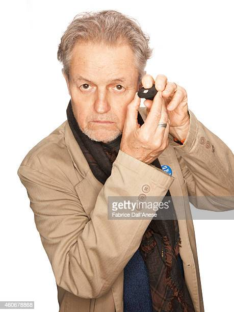 Director Jonathan Demme is photographed for Vanity Fair Italy on November 10 2013 in Rome at the Rome Film Festival Italy